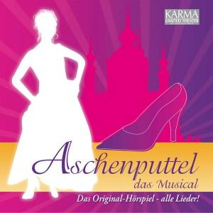 CD-Cover-Aschenputtel-Original-Hoerspiel-zum-Musical